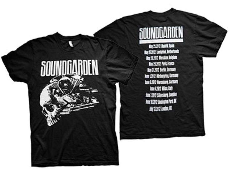 108 best soundgarden images on pinterest chris cornell grunge and muse for The garden band merch