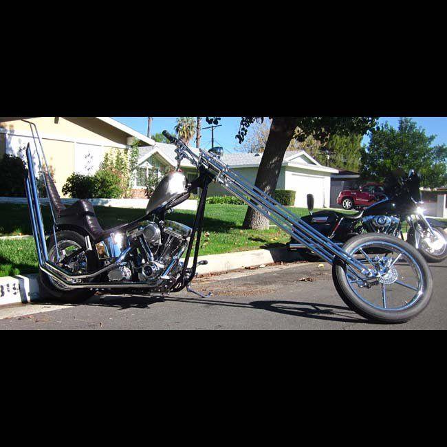 More Custom Choppers & Bobbers http://blog.lightningcustoms.com/custom-choppers-bobbers/  #customchoppers