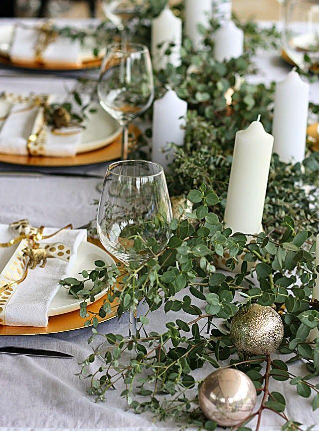 Xmas Holiday Ideas Australia Christmas Table Decorations Christmas Table Settings Christmas Table