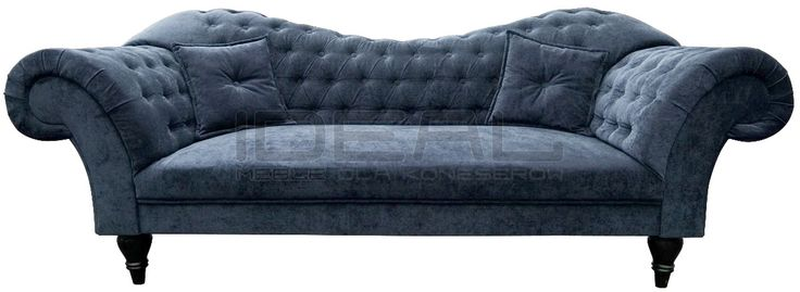 niebieska sofa chesterfield, blue chesterfield, pluszowa sofa chesterfield, velvet chesterfield, styl angielski, fotel chesterfield, armchair   niebieski, błękitny, lazurowa, indygo, turkusowa, navy, Sofa, granatowa  sofa_chesterfield_madame_IMG_4792g.jpg (1200×439)