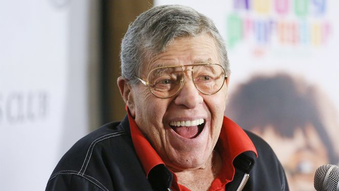 Jerry Lewis Died 8-20-2017 at age of 91!