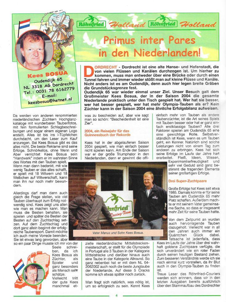 Rhonfried 2005 | Website Kees Bosua