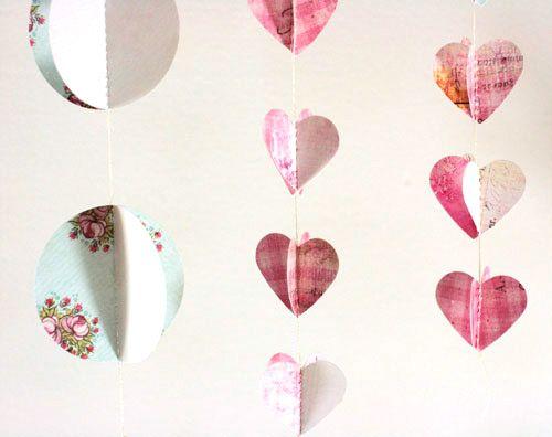 papirgerlander Poppydesign Linda Brun
