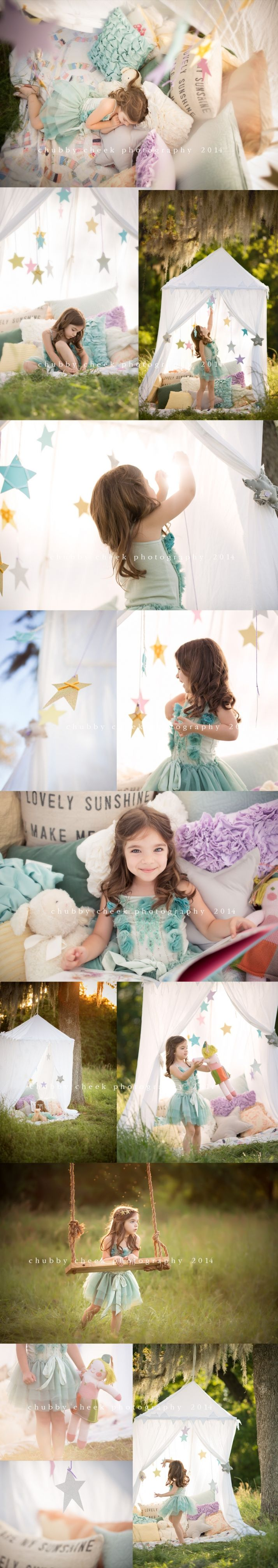 """Fun new """"All About Me"""" session from one of our favorite family photographers. © Chubby Cheek Photography.  #familyphotography #styledsessions"""