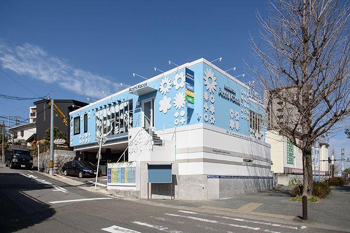 ママコミュニティー。店舗デザイン、名古屋。スーパーボギー。http://www.bogey.co.jp