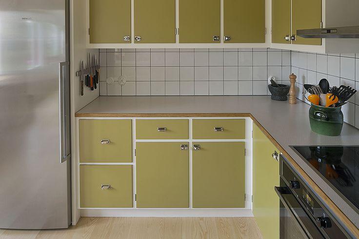 Platsbyggt kök av Möllansverkstäder