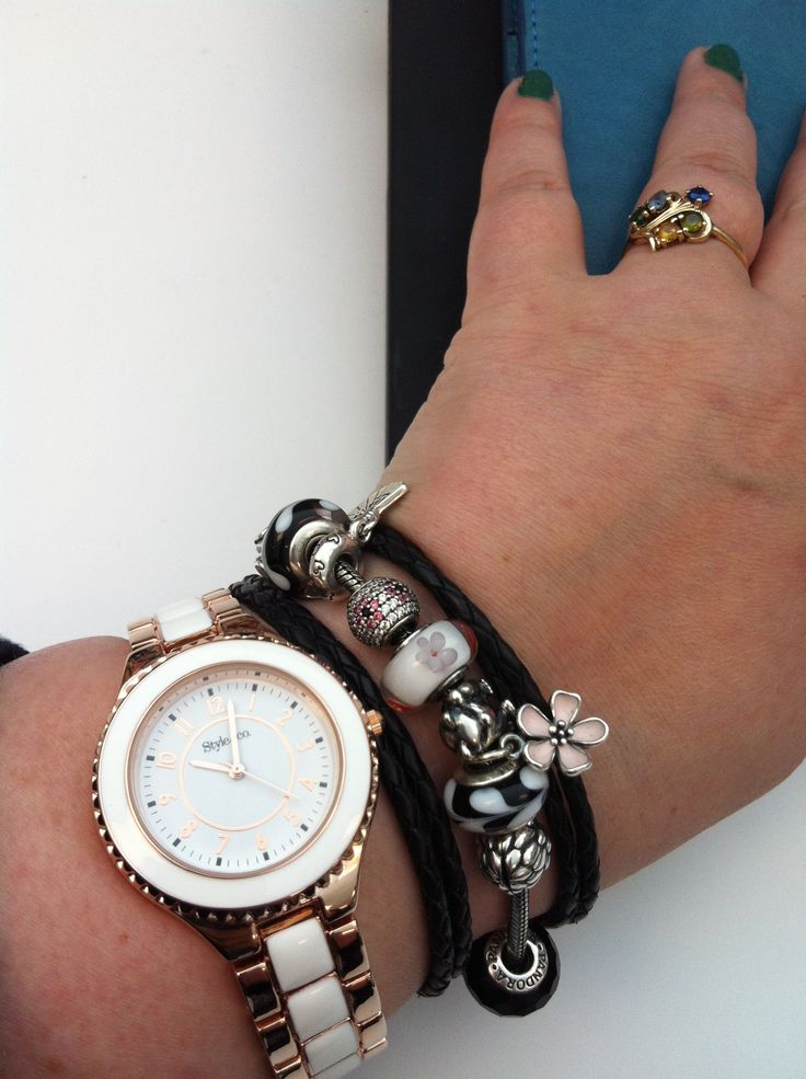 56 Best Images About Pandora Charms And Bracelet Stack