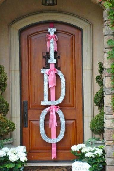 Best 25 Wedding door decorations ideas on Pinterest  Wedding doors Bridal shower decorations