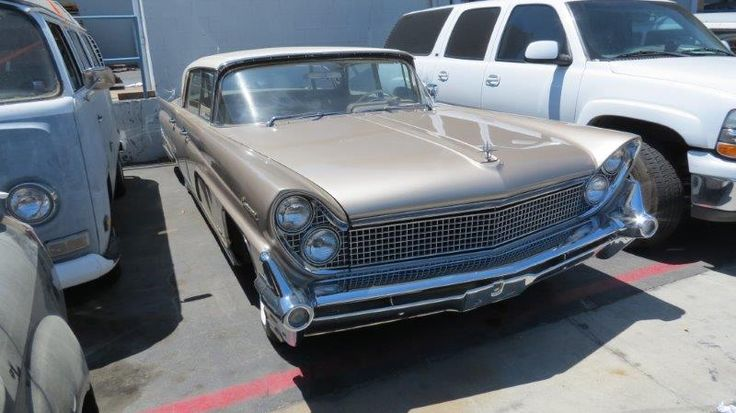 1959 Lincoln Mark IV ex Utah // Carshipping by Interfracht - since 1972