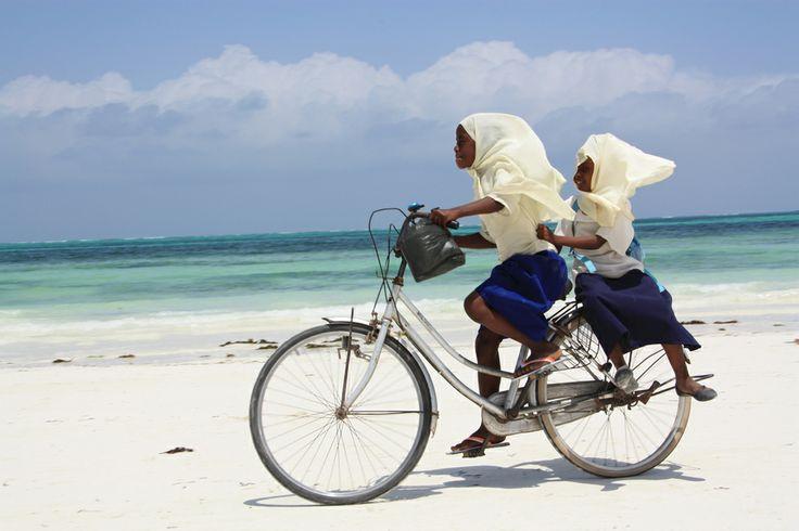 Zanzibar locals