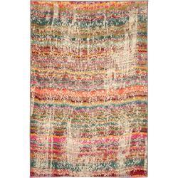 benuta Teppich Liguria Multicolor 120x180 cm - Vintage Teppich im Used-Look benuta