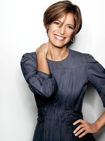 Cindi Leive, Editor-in-Chief of Glamour