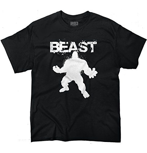 BEAST - Mode Workout T-Shirt Gym Fitness Muscle Bodybuilding T-Shirt -- Check out the image by visiting the link.