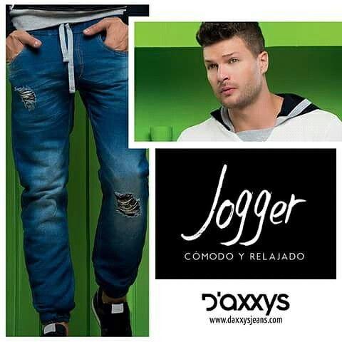 #JoggerHombre, esta prenda de tiro bajo, con características de ser una prenda cómoda, con cierto aire deportivo e ideal para toda ocasión, Tú decides como llevarlo!