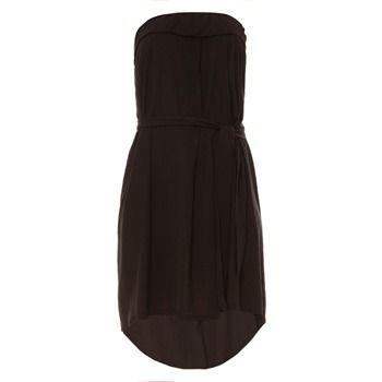 Robe bustier noire - Benetton - Ref: 1163025 | Brandalley