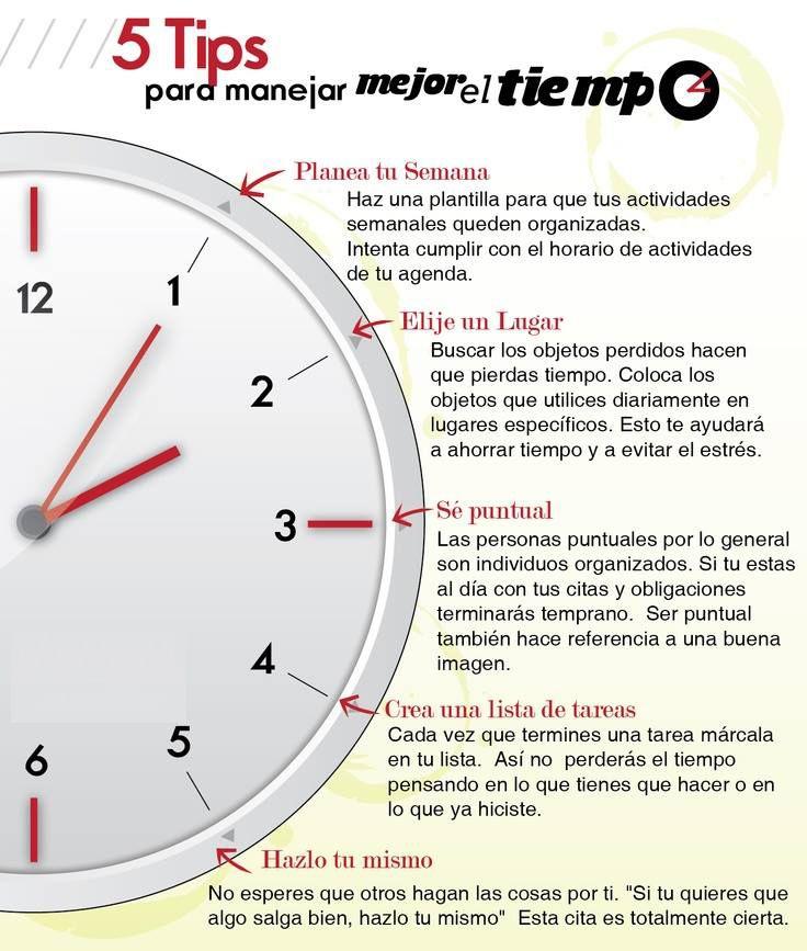 5 Tips Para Mejorar tu Tiempo!