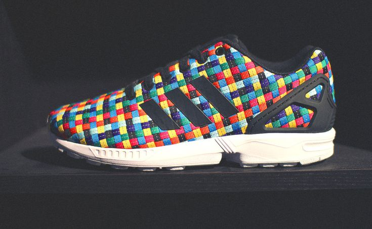 The adidas Stan Smith Is Getting Woven Too