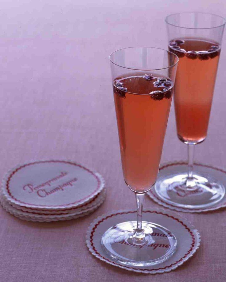 Cocktail Engagement Party Ideas Part - 45: 7 Creative Engagement Party Ideas | Martha Stewart Weddings - Youu0027ve Got  Big News
