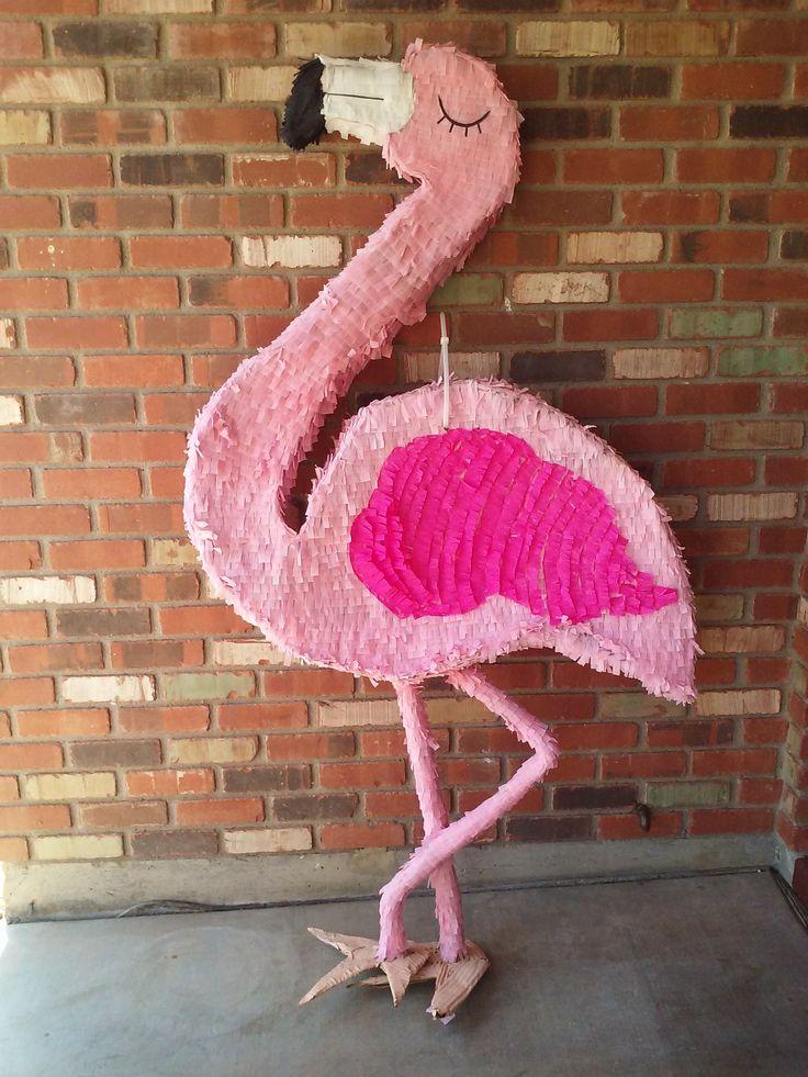 232 besten flamingo deko basteln diy bilder auf pinterest flamingos einfach und rosa. Black Bedroom Furniture Sets. Home Design Ideas