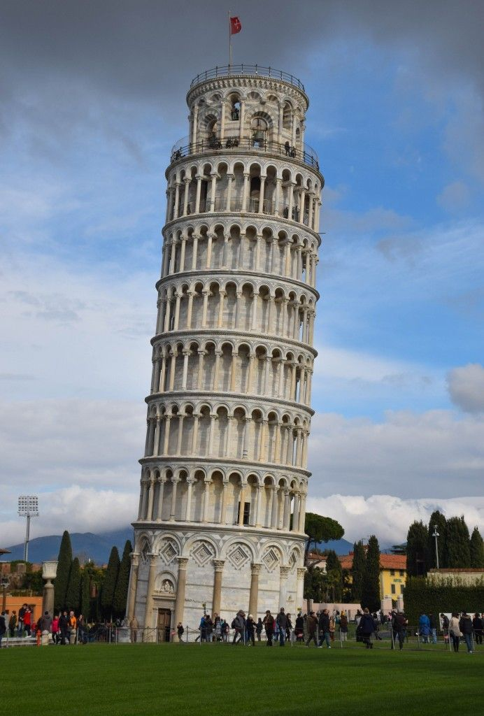 Leaning Tower Of Pisa Italy Photo Of The Day In 2020 Pisa
