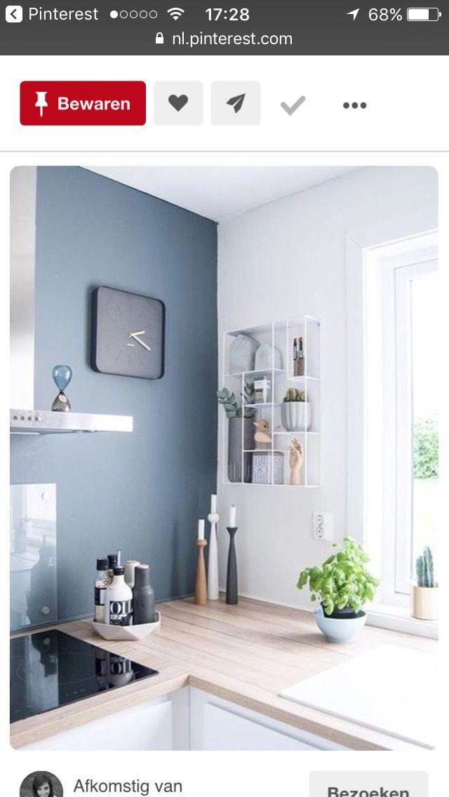 17 mejores ideas sobre paredes de color azul oscuro en - Colores azules para paredes ...