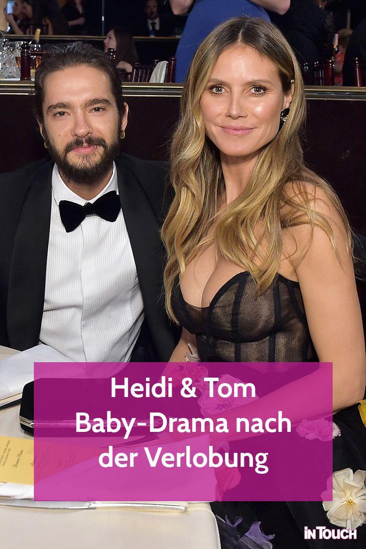 Heidi Klum Tom Kaulitz Zerbricht Ihre Liebe Am Babywunsch Tom Kaulitz Heidi Klum Klum