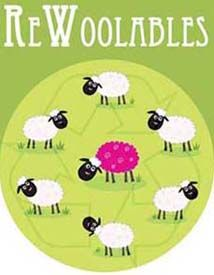 """What are ReWoolables? They are upcycled hand-made items from felted wool sweaters.  Felted wool has been """"ultra-shrunk"""".  I do this in my home with boiling water and my laundry machines.  Once a wool sweater has been """"fulled"""" or """"felted"""", it won't unravel at the edges.  Because the sweater is used up, each ReWoolables piece is one-of-a-kind; there isn't enough material left over for me to repurpose into an identical piece.  I find the wool sweaters at thrift stores, garage sales, and estate…"""