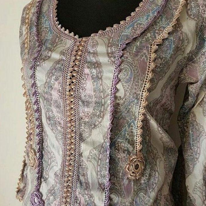 Maya Mayyaaa123 On Instagram كورشيه جلابيات ابوظبي دبي الشارجه العين الدوحه الرياض المنامه الكويت ج Crochet Designs Hand Embroidery Videos Upcycle Sewing