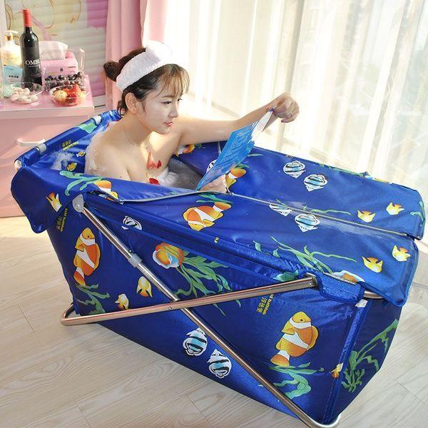 Плавающий Ридберга простой складной ванна взрослых Ванна Ванна Ванна детские бассейн дома надувной ванны бассейна