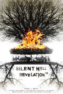 CINEseiler: SILENT HILL: REVELAÇÃO