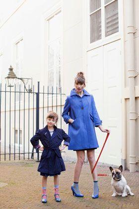 what to wear // monochromatic long coats