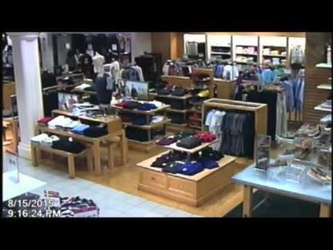 Shoplifting - Macy's Brandon Town Center - YouTube