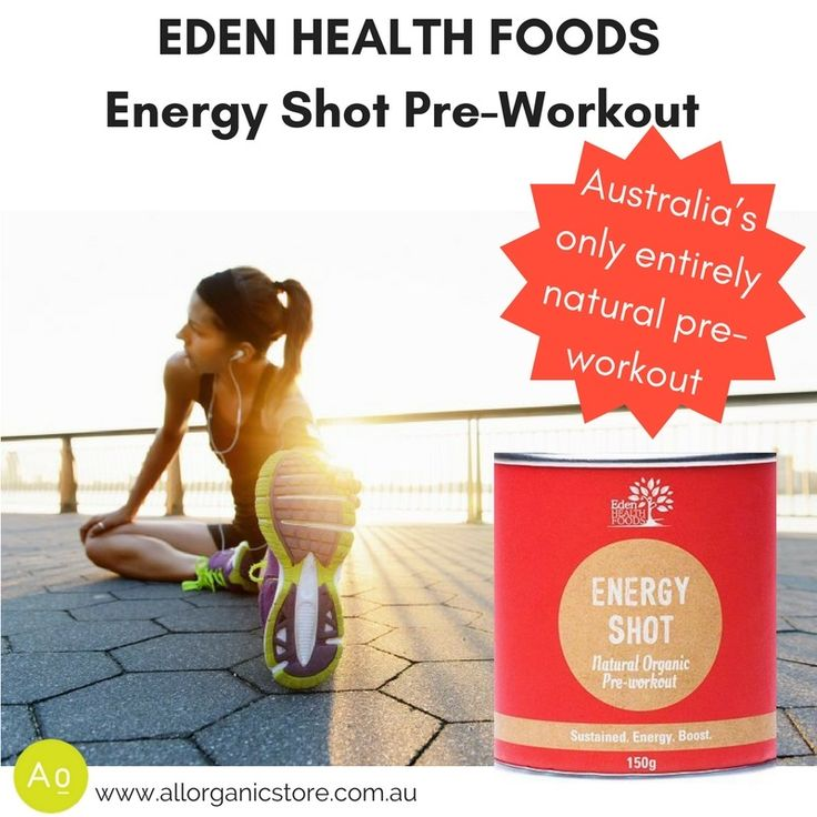 Are you looking for a natural Pre-Workout Supplement? Users experience a gentle, clean, and calm increase in energy with a smooth finish. Unlike other highly caffeinated pre-workouts that create an artificial peak and then drop you, Energy Shot will work synergistically with the body to provide sustained energy throughout the day.  Grab your Energy Shot online
