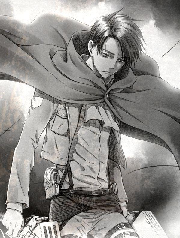 Attack on titan, Levi Ackerman aot,anime,manga,