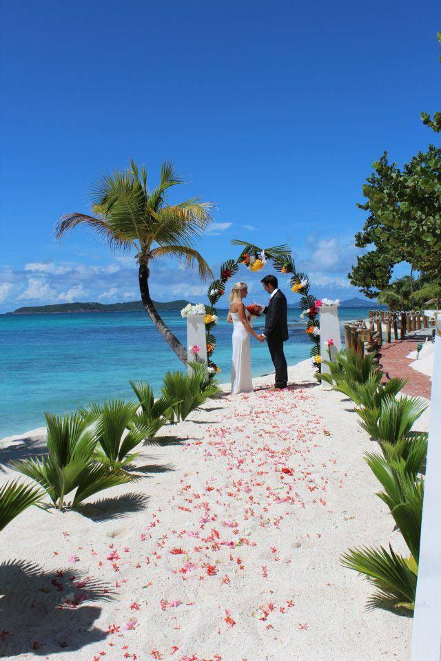 your fairytale wedding come true at palm island resort the grenadines weddings