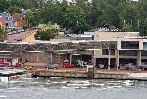 Hamn, Mariehamn, Åland, Finland
