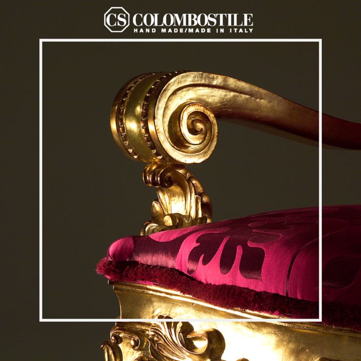 Art.3596PL Collezione: Esmeralda Design: Giovanni Malerba di Busca Throne Solid wood structure with sculptures. Finish: gold leaf with bronze coloured patina and 22 kt gold leaf details. Upholstered in silk. Trimmings.