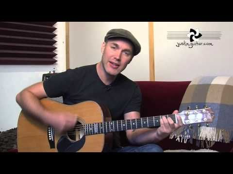 How to play Yellow by Coldplay (Guitar Lesson SB-124) - YouTube