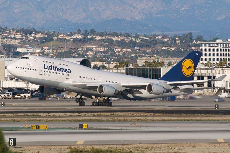 Lufthansa va zbura cu Boeing 747-400 între Frankfurt și Berlin