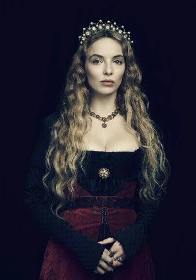 The White Princess starz- Jodie Comer