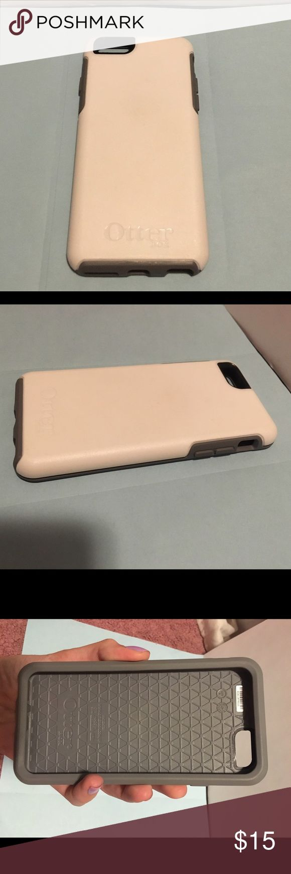 Lightly used IPhone 6/6s otter box symmetry case This is a great case. Lightly used, it was a little too thick for me, but provided great protection. Loved the colors Accessories Phone Cases