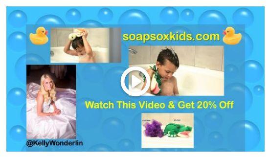 #SoapSox Video By: Kelly Wonderlin