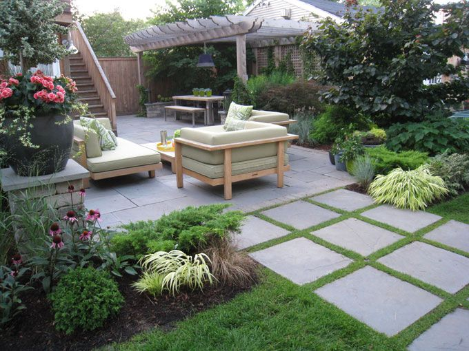 Flagstone Patio Block : Pin by laura pole tree on garden pinterest