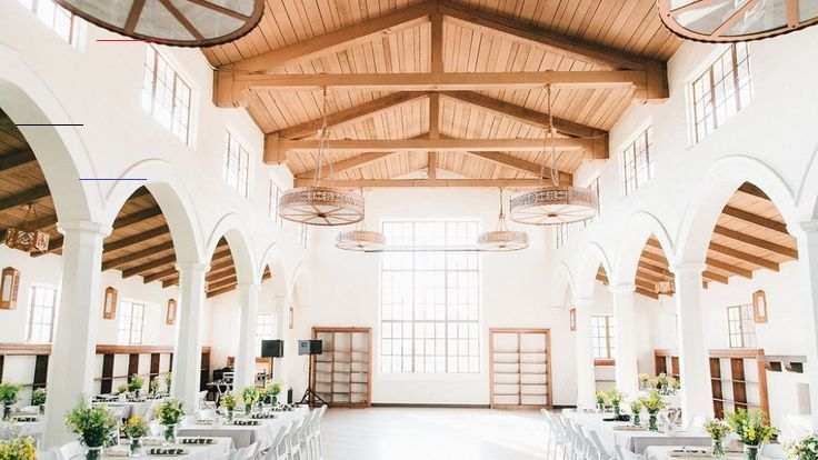 15 Of The Most Inexpensive La Wedding Venues These Stunning Venues Clock In At About 5 000 O In 2020 La Wedding Venues Inexpensive Wedding Venues Socal Wedding Venues