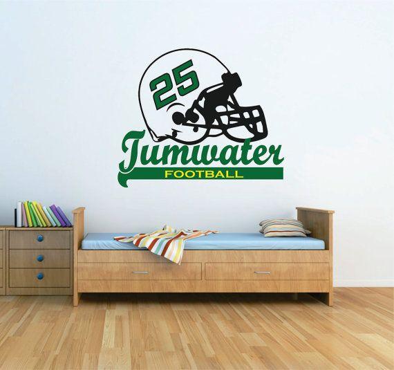 Football Wall Decor