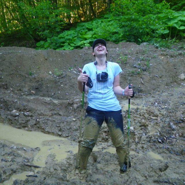 Ох уж эта Куна!  #грязь #грязьпоколено #веселуха #супер #инстамама #инстафото #инставидео🎥 #инста #прикольно #прикол #мыться #фото #поход #trekking #trevel #trekking #treveler #trekkie #trekbikes #openair #op #openingday {{AutoHashTags}}