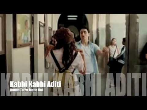 ▶ Kabhi Kabhi Aditi from Jaane tu ya Jaane naa [HD] My Favourite A R Rahman Songs ♫ (Part 2/3) - YouTube
