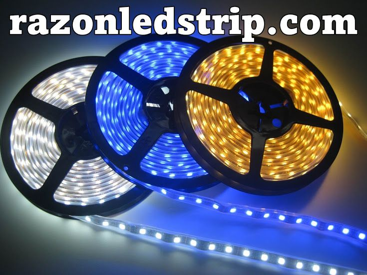 Do you know, how to install led strip? how to cut, stick, cooling led strip? All this information and much more you find on our blog www.razonledstrip.com