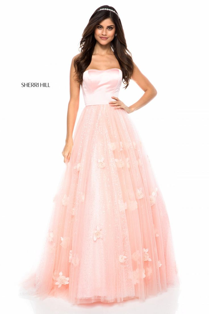 691 best Sherri Hill Prom 2018 images on Pinterest | Party wear ...