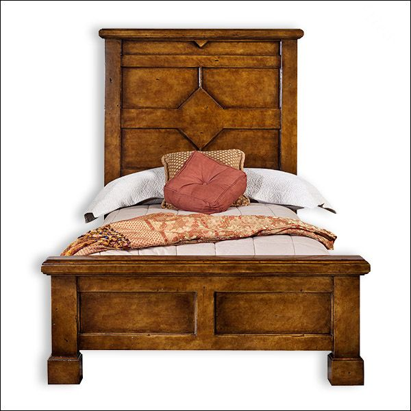 Old Biscayne Designs 5699 OBD Bed Kristina Twin Bed Discount Furniture At  Hickory Park Furniture Galleries